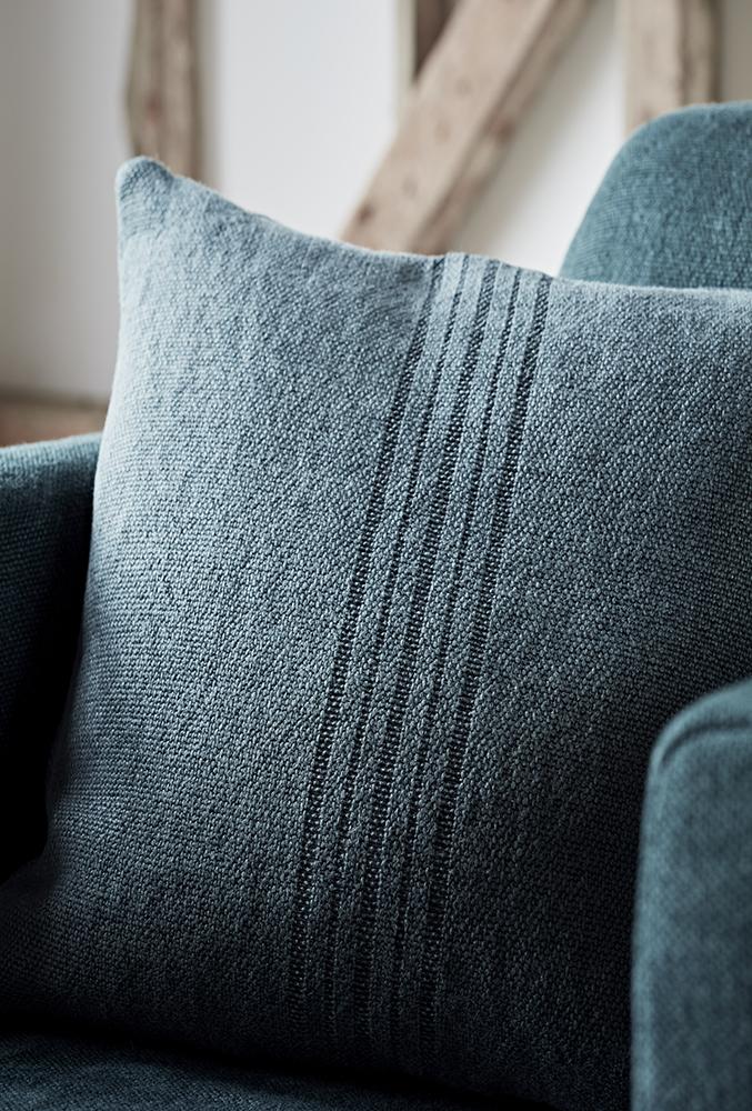 DE new collection Hoxton cushion