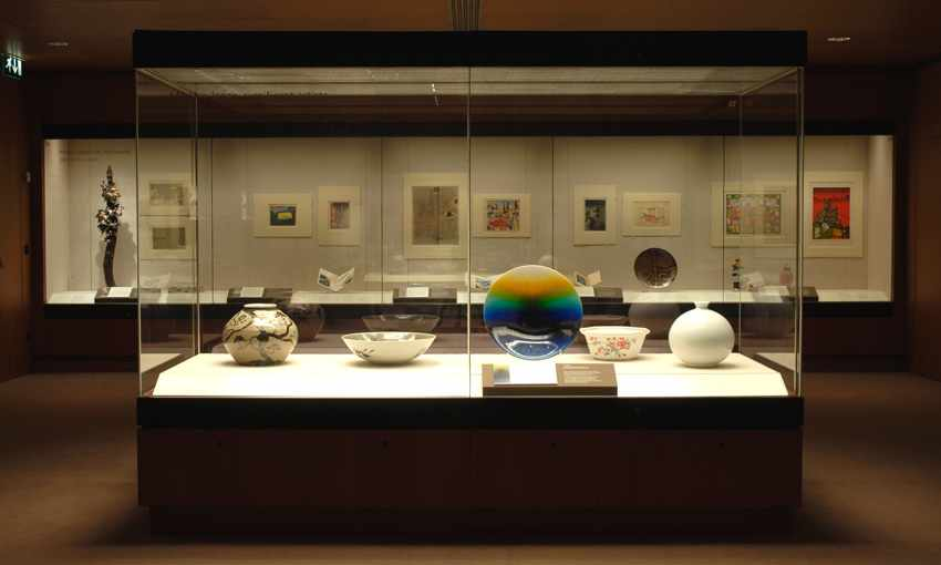 CB Japanese gallery museum