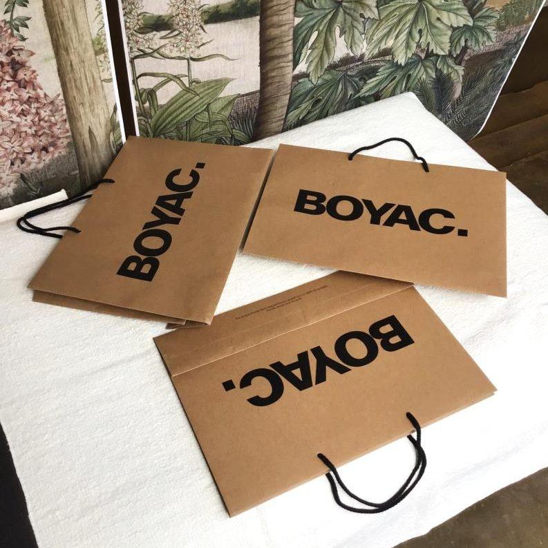 Boyac Recyclable Bags Trio