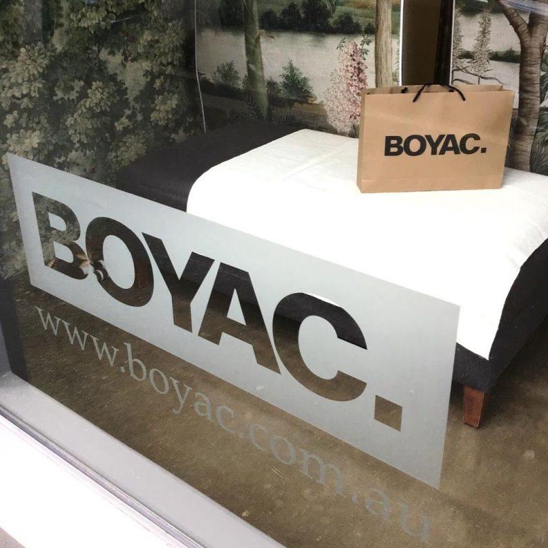 Boyac Recyclable Bags Window